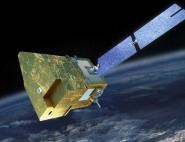 Illustration du satellite Microcarb